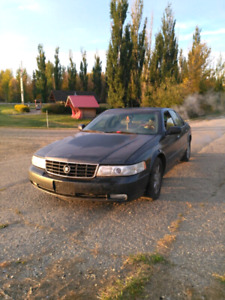 2001 Cadillac Seville Touring STS