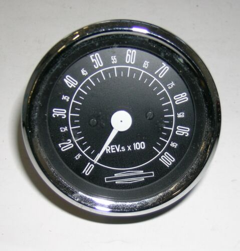 Tool Counter Tachometer Diameter 88 Board Chromeplated