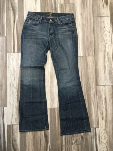 All Tag Size Mankind Jeans Womens 7 For Bootcut 31 PYw5Uznvq