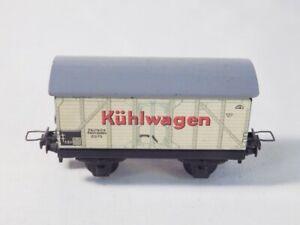 TRIX-EXPRESS-H0-2070-DRG-Gedeckter-Gueterwagen-034-Kuehlwagen-034-Blech-Ep-II-MDR2