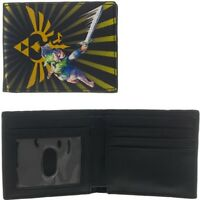 Nintendo The Legend Of Zelda Burst Wallet