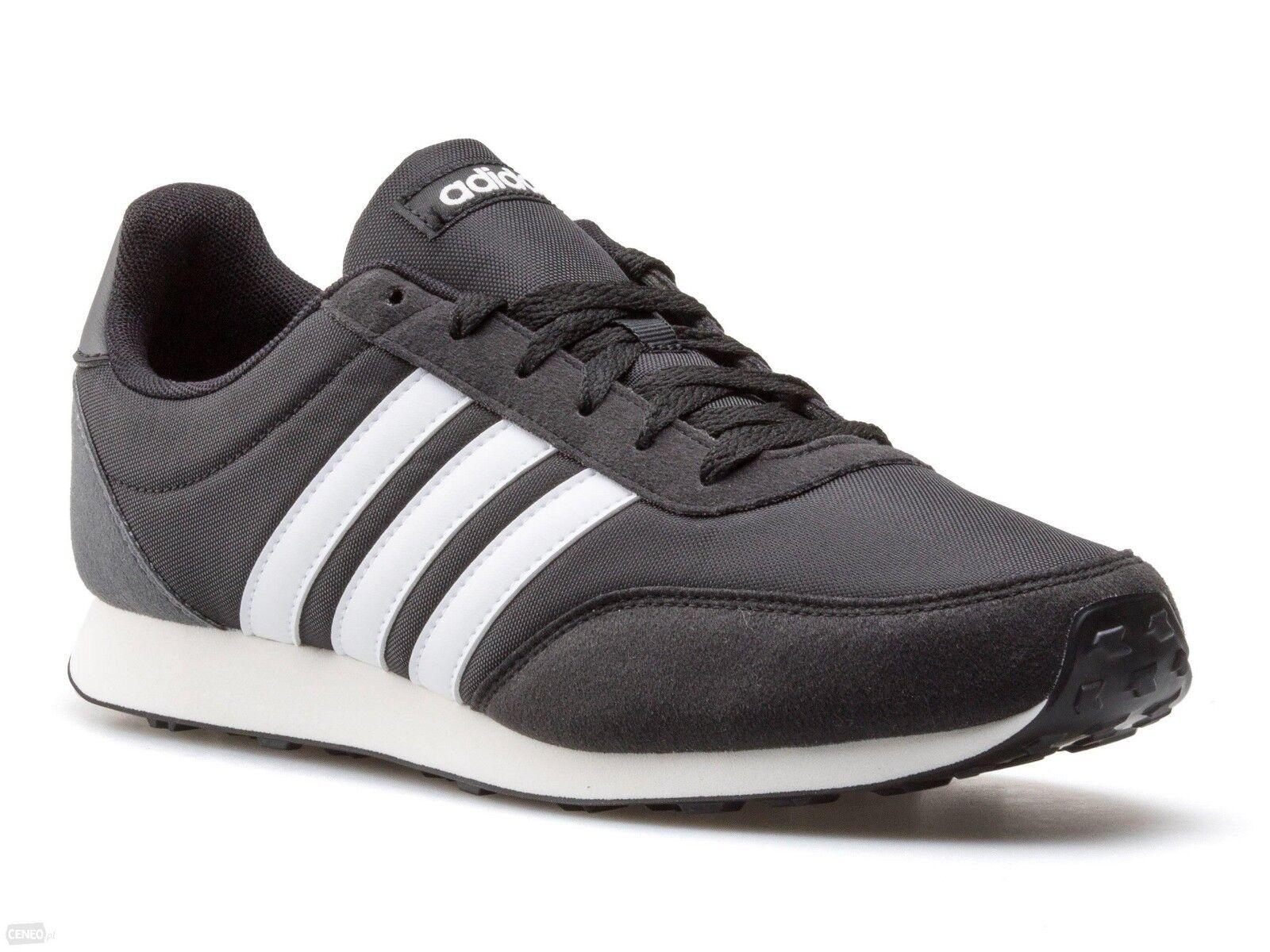 Nuevo adidas Racer Neo V Racer adidas 2.0 bc0106 zapatos caballero zapatillas de deporte cortos deporte negro 4fd3cc