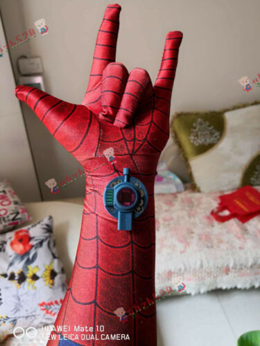 Marvel The Amazing Spider Man 1 Web Shooter A pair of Cosplay Decorate ZENTAI