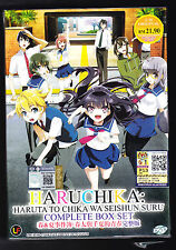 *NEW* HARUCHIKA: HARUTA TO CHIKA WA SEISHUN SURU *ENG SUBS*ANIME DVD*US SELLER*