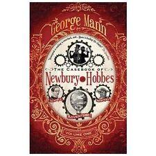 The Casebook of Newbury & Hobbes (Newbury & Hobbes Investigation) - New - Mann,