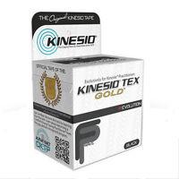 Kinesio® Tex Gold™ Fp Wave Tape (two) Rolls 2 X 16.4' - Black -
