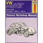 VW Beetle 1303 Owner's Workshop Manual by Haynes Publishing Group (Paperback, 2013)