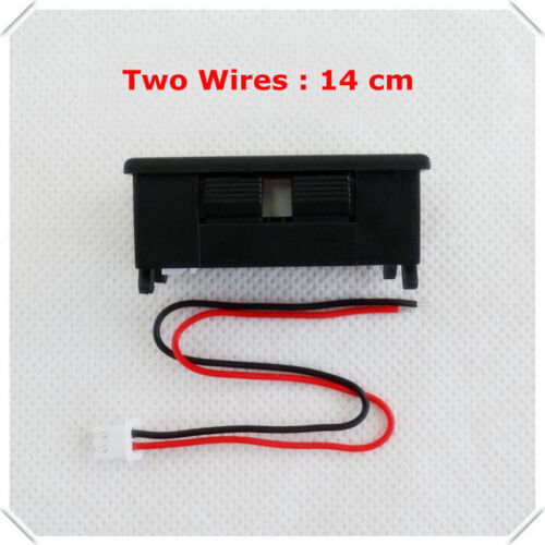 4 Digital LED Volt Voltage Meter DC 3.50-30V Voltmeter 5V 12V 24V Car Battery G