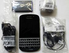 BlackBerry Q10 - 16GB - Black (Verizon)  Touchscreen 4G LTE Smartphone New other