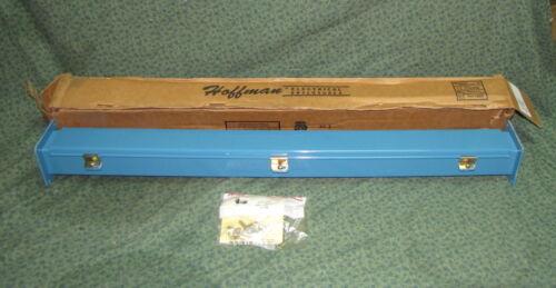 "NEW Hoffman Blue F22W36 Wireway 4x4x36/"" 30300-BPR5"