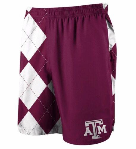 Loudmouth Texas A/&M Aggies Men/'s Basketball Shorts XL