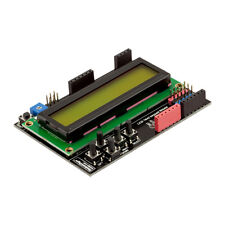 LCD Keypad Shield, 1602 Display For Arduino Uno, Mega 2560 - Green / Black - USA