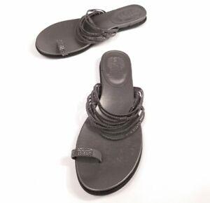 c94a83af6714 Vince Camuto Women s Gray Sandals VP Eriantha Slip Toe Ring ...
