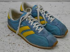 Women's light blue and yellow Sketchers Sneakers Shoes Size 6.5 Great Condition