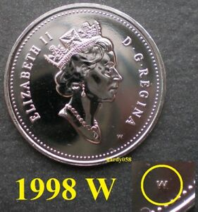 1998-W-Special-Edition-50-cents-in-Mint-Sealed-cello