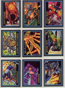 034-ULTRAVERSE-034-COMPLETE-100-PREMIUM-COMIC-ART-COLLECTOR-CARD-SET-Skybox-1993
