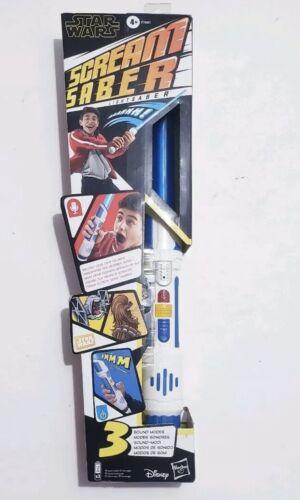 Star Wars Lightsaber Scream Saber Lightsaber Electronic Roleplay Toy