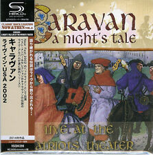 CARAVAN-A NIGHT'S TALE-JAPAN SHM-CD F83