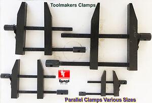 Futter-Werkzeug-Makers-Parallel-Klammer-Alle-Groesse-Eu-5-1cm-7-6cm-10-2cm-12-7cm