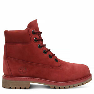 Timberland 6in Premium Wheat Waterproof Boot Size 3 4 5 6 6.5 rrp£120