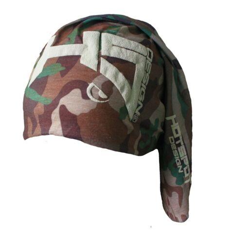 HotSpot Design Snood HS camou Angler Halstuch Kopftuch Schal Multi UV Funktion