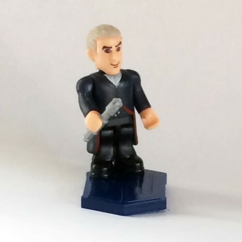 12th DOCTOR from DOCTOR WHO CHARACTER BUILDING MICRO FIGURE SERIES 4