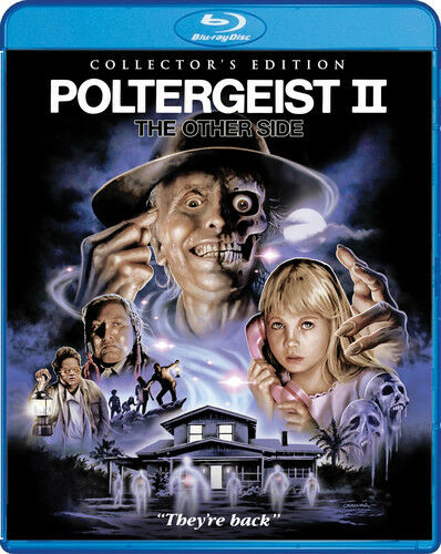 Poltergeist Ii: The Other Side (2017, REGION A Blu-ray New)
