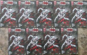 x-9-The-Red-Ten-1-Comic-Tribe-Comic-Books-2012-1st-Printing