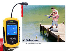 100M Portable Sonar LCD Fish Finders Fishing lure Echo Sounder Fishing detector
