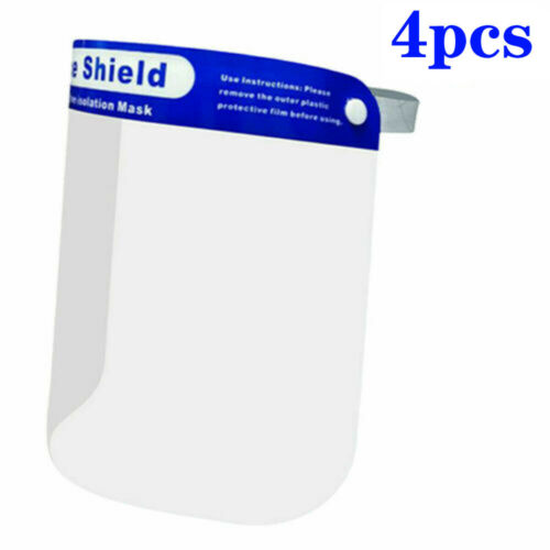 Gesicht schild Face Shield Clear Covering Glasses Eye Protector Anti-Fog