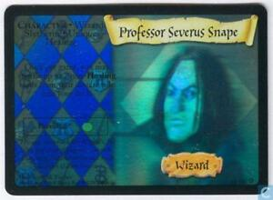 Harry-Potter-TCG-Base-Set-Professor-Severus-Snape-HOLO-FOIL-16-116