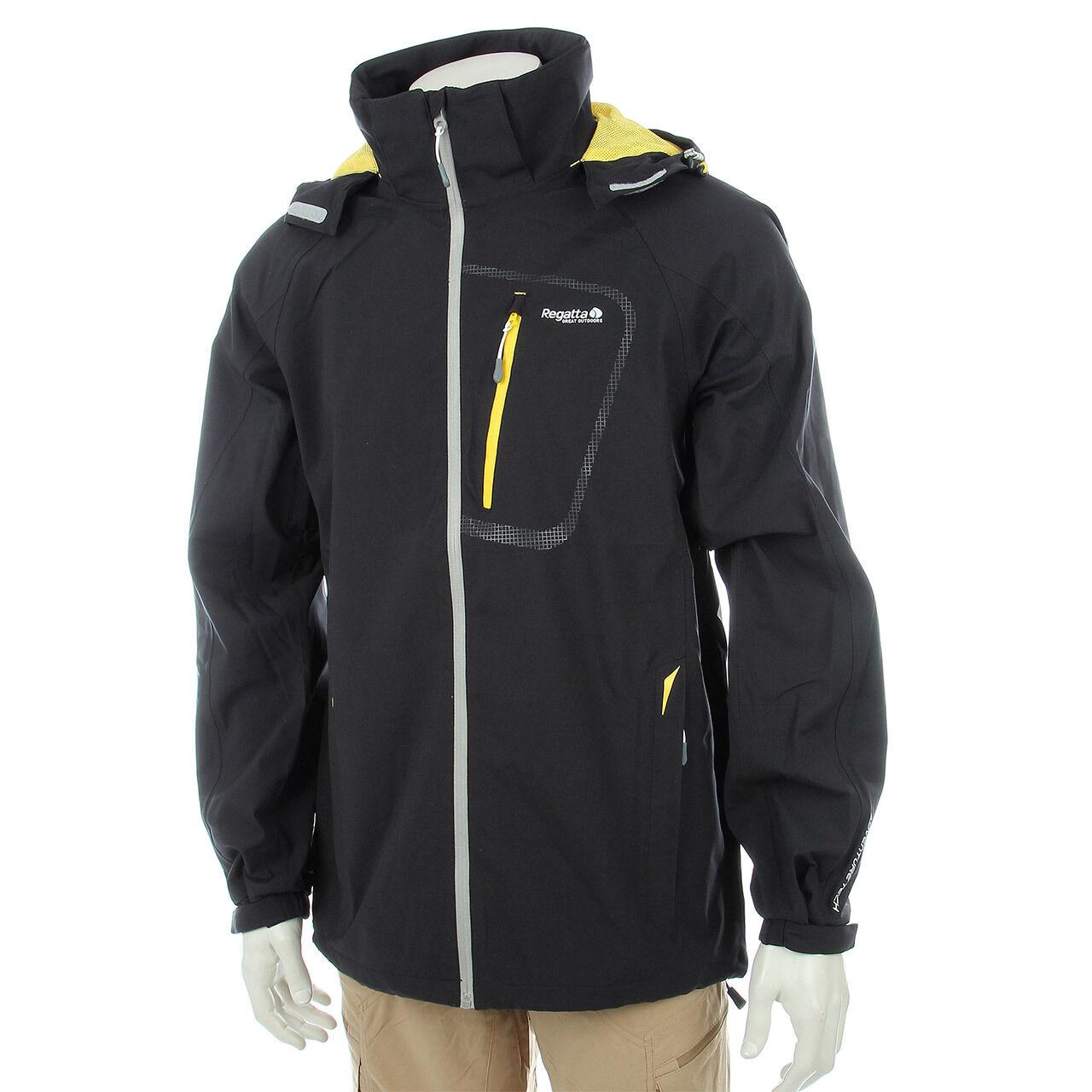 Regatta Iota señores función chaqueta lluvia PVP 139,95    remanentes de leer     tienda de venta en línea