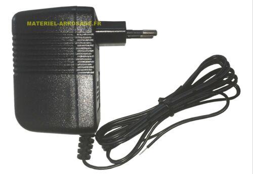 Transformateur 220V//24V Pour Programmateur d/'arrosage irrigation RAIN