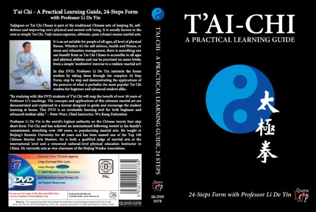 A Quantum Leap Production QLDVD0378 T'ai Chi - A Practical Learning Guide (DVD)