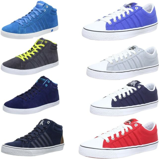 Sneaker Mens Shoes Trainers Leather
