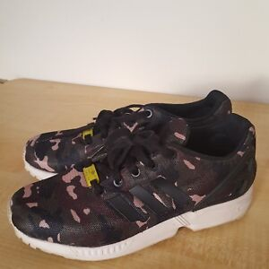 9b3c9e6334f93 Adidas Man s Flux Camo ZX Torsion Camouflage Equipment Trainers 5UK ...
