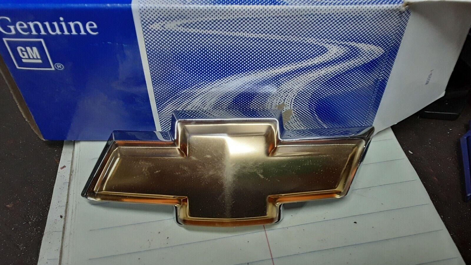 Chevrolet GM OEM 05-10 Cobalt Grille Grill-Emblem Badge Nameplate 15252974