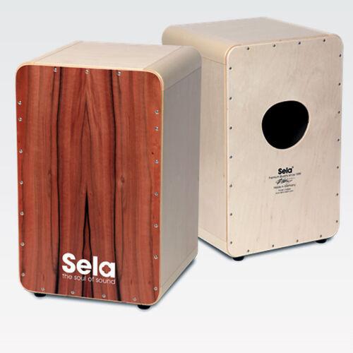 Sela CaSela Tineo Professional Snare Cajon SE003A TOP QUALITÄT