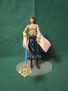 Final Fantasy X Play Arts Yuna No 2  Action Figure -  No Box