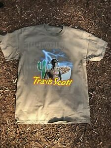 e75b0565b578 travis scott merch tour supreme rare t-shirt 2019 cereal astroworld ...