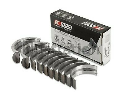 King Engine Bearings Engine Crankshaft Main Bearing Set MB1322XP
