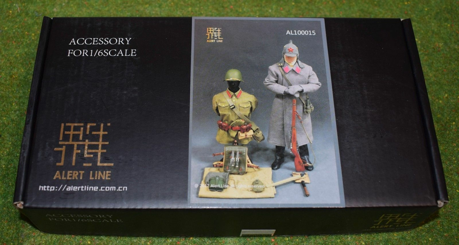 ALERT LINE 1 6 SCALE WWII RUSSIAN SOVIET UNIFORM ACCESSORIES DRAGON DID HOT TOYS