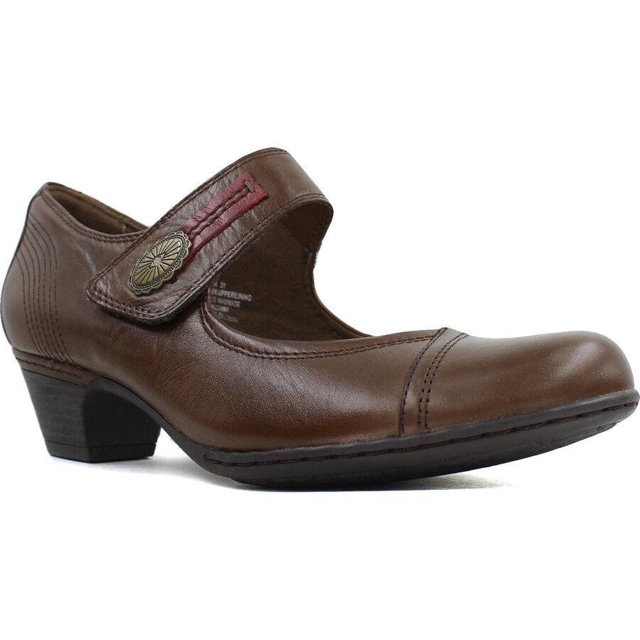 femmes Cobb Hill chaussures ABIGAIL marron Medium Width Taille  120 Retail