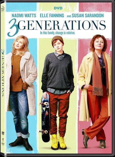 3 Generations DVD - DVD By Naomi Watts - GOOD - $5.26