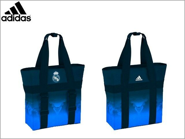 AA1069 adidas Women s Real Madrid Tote Bag Sports Training Gym Football Club  for sale online  554a246d38f65