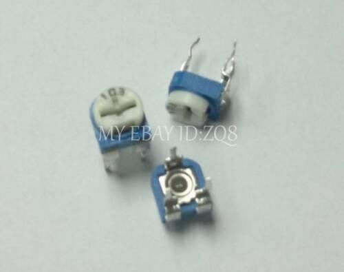 20PCS 2K ohm 202 Trimpot Trimmer Potentiometer Adjustable resistance