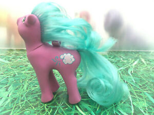 My-Little-Pony-G1-Cloud-Puff-Flutter-Vintage-Toy-Hasbro-1987-Collectibles-MLP