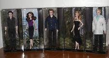 Brand New Barbie THE TWILIGHT SAGA SET 5 JASPER ROSALIE EMMETT ESME & CARLISLE