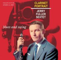 Jerry Fuller - Clarinet Portrait [new Cd]