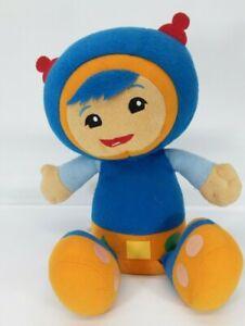 Details About Nick Jr Team Umizoomi Geo Plush Dancing Singing Crazy Shake Doll